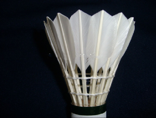 NEW good shuttlecock excellent quality low price from factory, your best choice