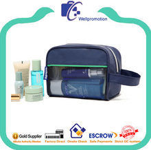 Wholesale high quality trendy toilery travel makeup bag