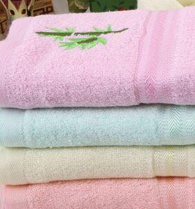 winter small printed yoga towel