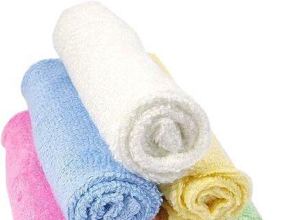 summer clear printed yoga towel