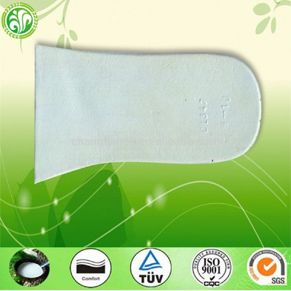Latex Foam Shoe Material, Footbed Insole, Shoe Insole