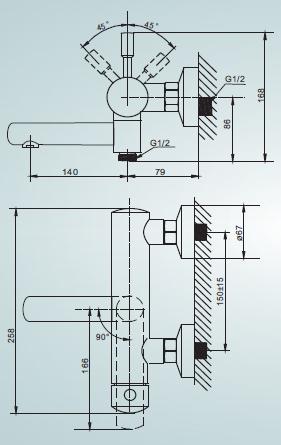 Bathtub Faucet(210102-02-LS)