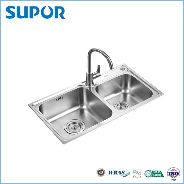 Double Bowl Sink(927626-01-LS)