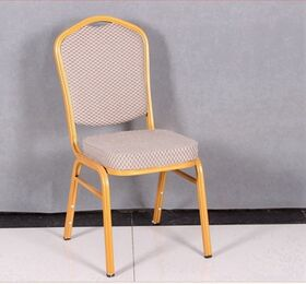 hotal chair metal banquet chair stacking banquet chair covers