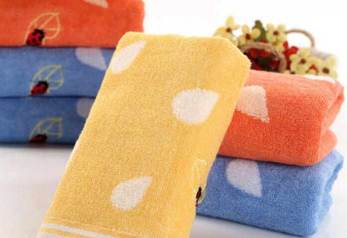 kids soft environmentally-friendly bamboo towel