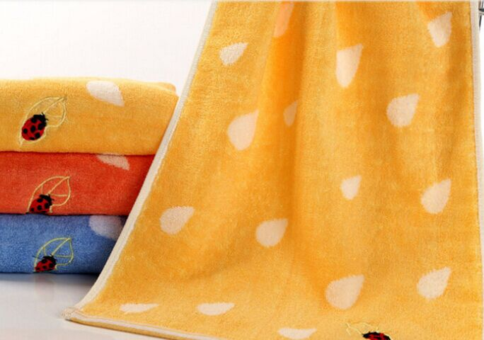 kids soft environmentally-friendly bamboo towel