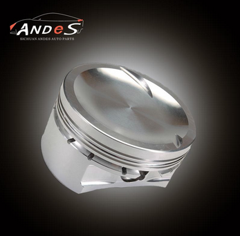 Custom 87mm Piston For BMW E46 M3 S54 3.2L Engine Piston