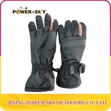 hot sale brand name ski gloves