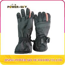 hot sale brand name ski gloves