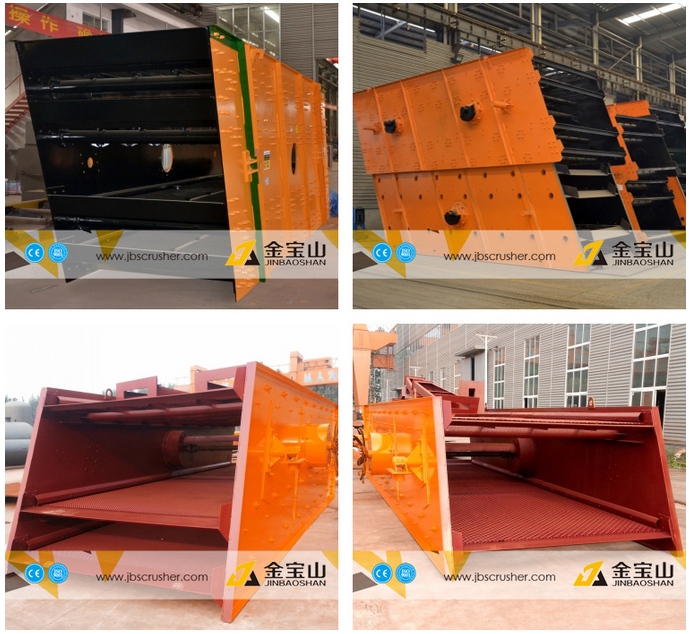 Reliable Silica Vibrating Screen Machine with Low Cost