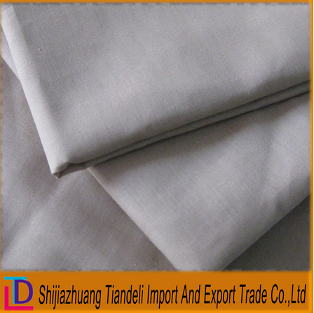Grey Fabric Factory T/C  Fabric for shirt