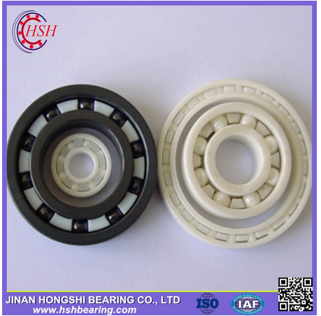 Si3N4 ZrO2 full/hybrid ceramic ball bearing 6017 6018 6019 6020 2RS