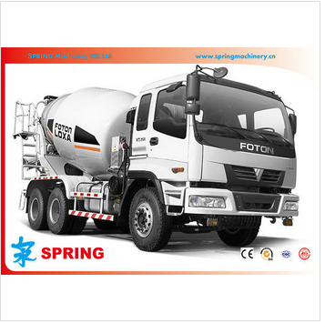 Quality new coming concrete mixer truck used sin truck