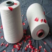 manufacturer of raw white 100% cotton yarn 80s/1