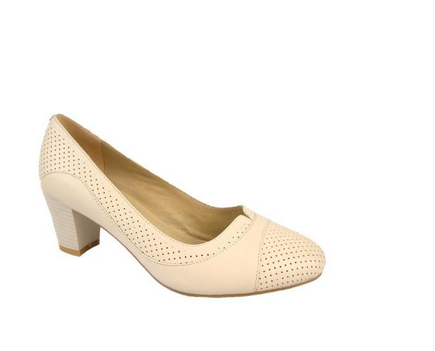 Whole Sale Low-cut Large Size Color Women Pumps Shoes