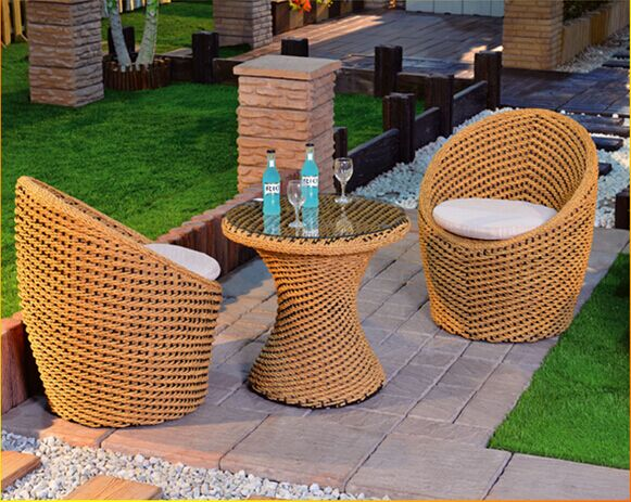 2015 latest desin rattan chair