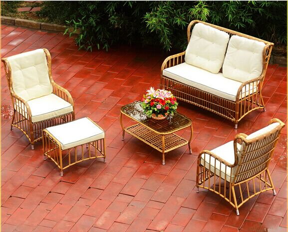 Outdoor Furniture Table sets Rattan Chair With Modern Design
