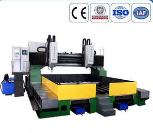 High-speed Tube Plate Drilling Machine Model 5000/2A