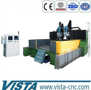 CNC Drilling Machine for Tube Plate Model2000/2