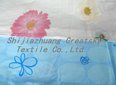 100%Cotton 30x30x 78x65 Printed fabric supplier