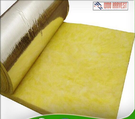 glass wool fireproof with Heat Insulation