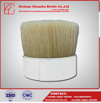 chinese unboiled pig bristles