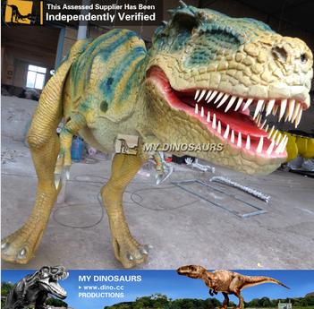 MY Dino-S28 Adult walking dinosaur costume for jurassic park