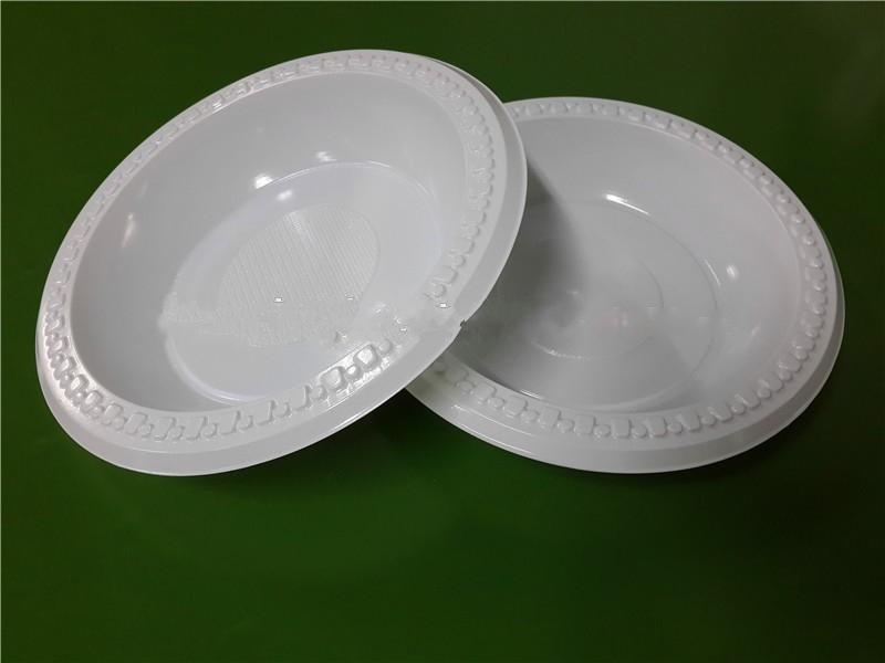 Hot Sale High Quality Disposable Plastic Salad Bowl