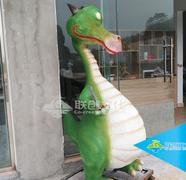 Factory custom cartoon robot dinosaur