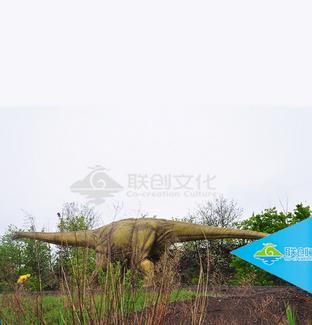 Jurassic park animatronic dinosaurs