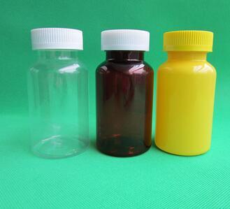 250cc Plastic PET Clear Tablets Bottle,Pill Bottle, Capsule Bottles, Health Bottles