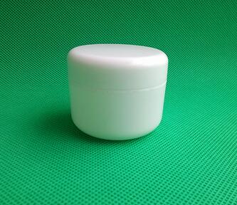 50ml PP elegant cosmetic jars