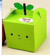 full color cardboard paper take away box