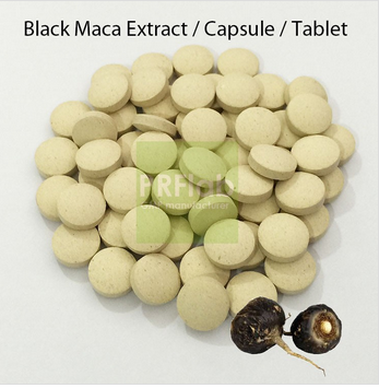 Organic Maca Extract High qualtiy maca powder, Peru black maca extract100:1