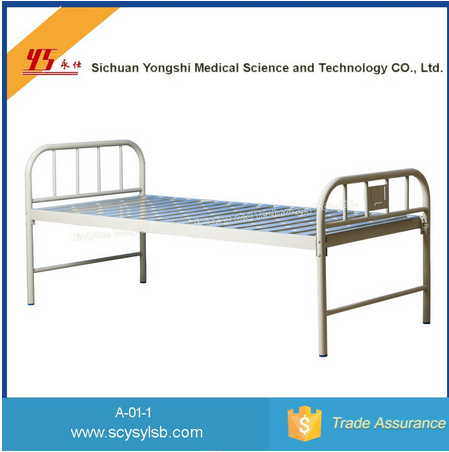 Hospital Furniture Steel Hospital nursing beds for patients