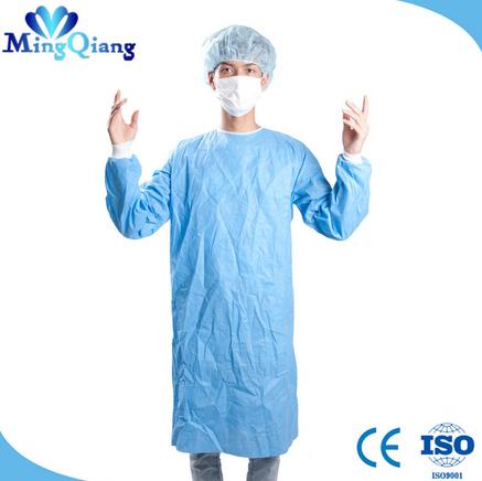 Nurse Uniform Non Woven China Customized Surgical Gown