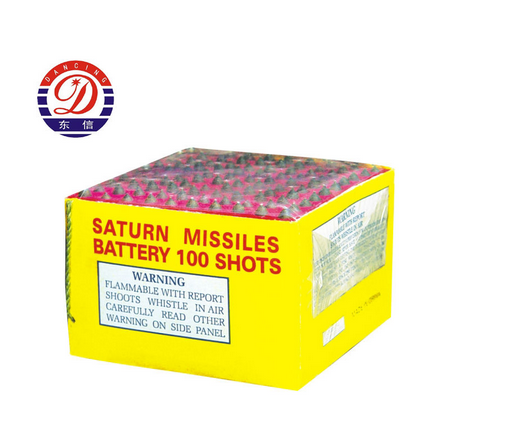 16 Shots Saturn Missiles Fireworks for Wholesale