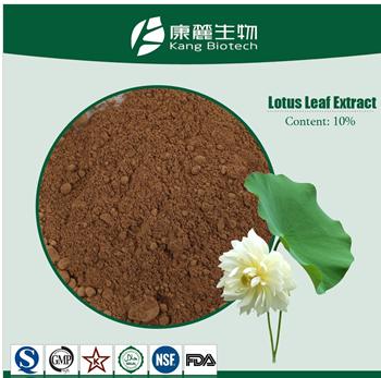 High purity lotus nuciferine extract