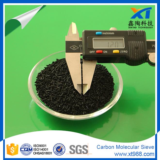 XINTAO Carbon Molecular Sieve from Pingxiang