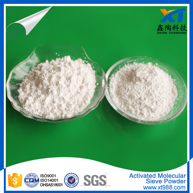 XINTAO Activated Molecular Sieve Powder