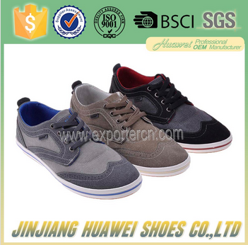 new Casual style with cheap price made in China Jinjiang shoes factory Canvas Shoes