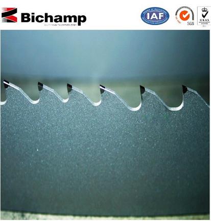 Tungsten Carbide Bandsaw Blades