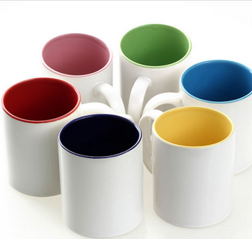 2015 New ceramic mug/simple design ceramic mug/ ceramic mug for promotion