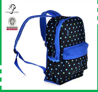 Hot Sale Girl's Canvas Sweet Backpacks