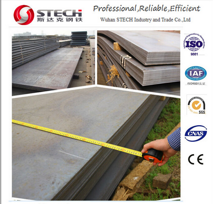 Boiler Quality P460NL1 Steel Plate