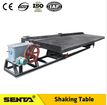 Iron Mine Spiral Concentrator Dressing Table