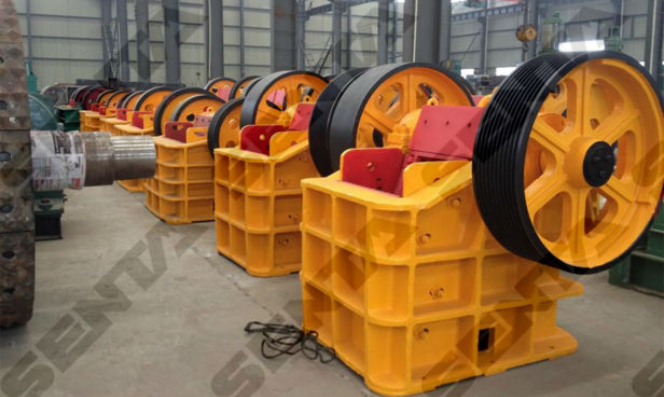 Iron Ore Concentrating Plant Crushing Machine