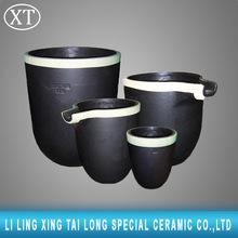 ceramic graphite crucible 1kg