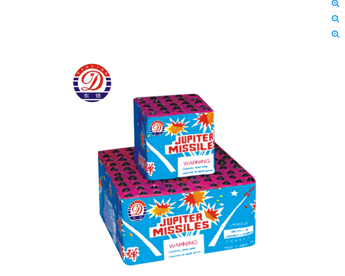 Hotsell 25S 50S 100S Jupiter Missiles Fireworks for Wholesale