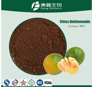 Bitter Orange Extract Powder 60% Citrus Bioflavonoids Citrus Powder Free sample Aurantium Extract citrus bioflavonoids